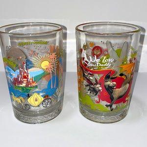 Vintage McDonald's Shrek Glass Mug